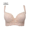 Image of Sexy Women Lace Soild Plus Size Cup Underwear Bra Fashion Women C