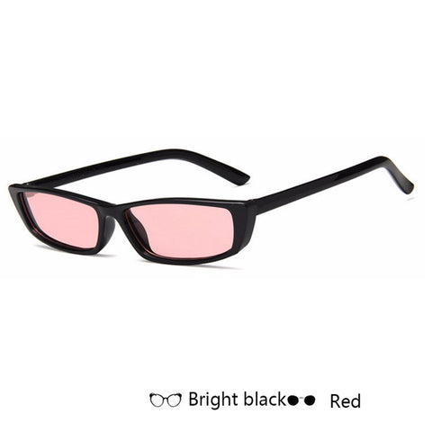 Evrfelan Sunglasses Women sunglasses Vintage Rectangle sunglasses