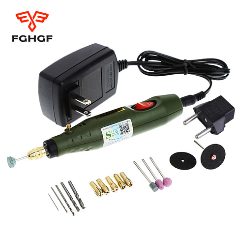 220V Engraving Pen Mini Electric Grinder Polishing Mill Small Cut