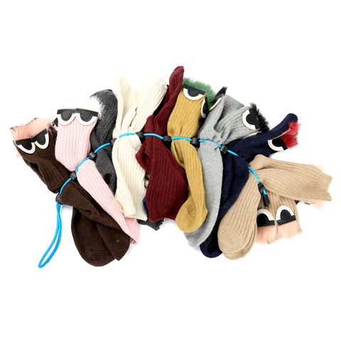 Sock Organizer Easy Clips & Locks Paired Socks without Ties for L