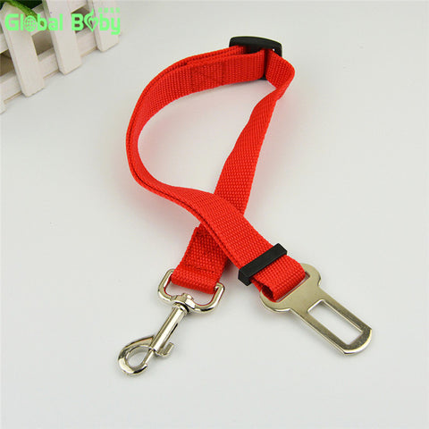 Hot Sale  100% High Quality Soft New Styles Dog Pet Car Travel Safe Seat Belt for All Cars