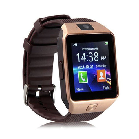 Bluetooth DZ09 Smart Watch Relogio Android Smartwatch Phone Call