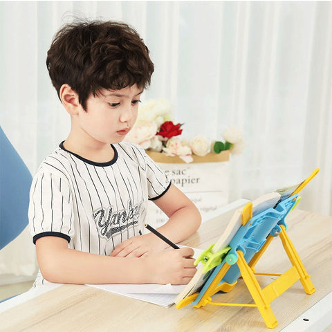 Infant Shining Reading Bookshelf Multifunctional Children Book Ho