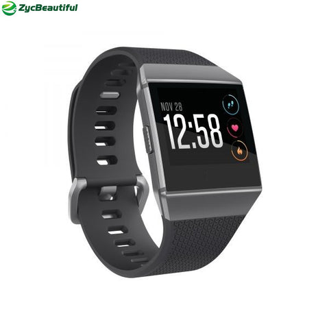 original for fitbit ionic smart watch heart rate monitoring SMS a