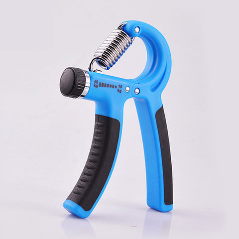 A-shape Hand grip can adjust finger rehabilitation training fitness equipment household professional counting handgrip
