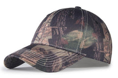 6pcs/Lot COOL Woodland Camouflage 6 Panels Polyester Baseball Cap