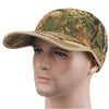 Image of 6pcs NEW Forest Camouflage Print Cotton Baseball Hats 2018 Men Ju