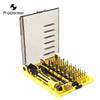 Image of 45in1 Multi-purpose Precision Magnetic Hand Screwdriver Set  Hous