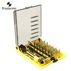 45in1 Multi-purpose Precision Magnetic Hand Screwdriver Set  Hous
