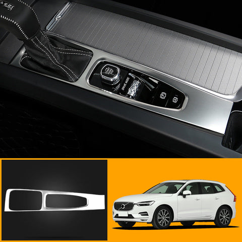 Fit for Volvo XC60 2018  2019 Stainless Steel  Interior Car Elect