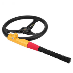 Universal Car Truck Steering Wheel Locks Baseball Anti Theft Lock