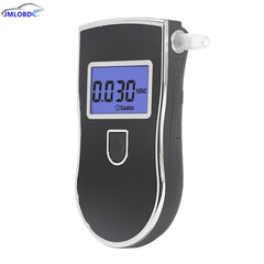 Top Precision Alcohol Tester LCD Display Screen Detachable Mouth