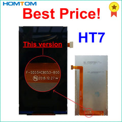 LCD Display Screen Perfect Repair Parts for HOMTOM HT7 5.5 Inch D