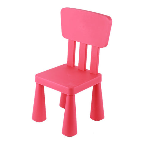 Plastic Children Chairs Children Furniture foldble portable chair