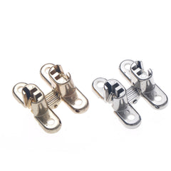 41.8*22*30mm Invisible Concealed Cross Door Hinge Zinc alloy Hidd
