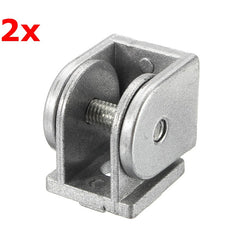 ZAH20 2Pcs Hinge Furniture Fittings Industrial Adjustable Hinge A