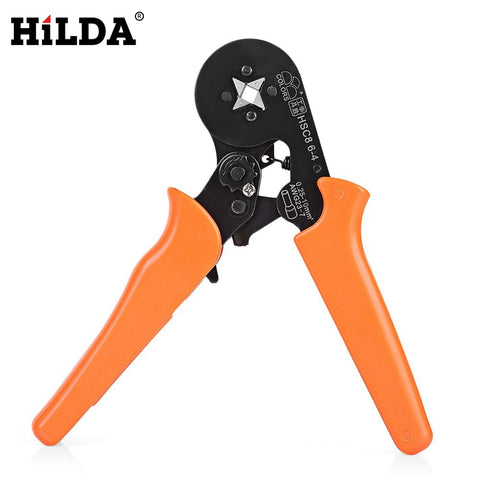 Multi Hand Tool Crimping Plier  with AWG24-10 Crimping Terminals