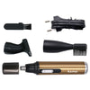 Image of Electric Nose Hair Trimmer - Black