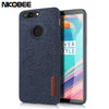 Image of OnePlus 5T Case Original Cotton Cloth Phone One Plus 5T Case Cover Silicone Back Case One Plus 6 5 Coque Oneplus 6 Case