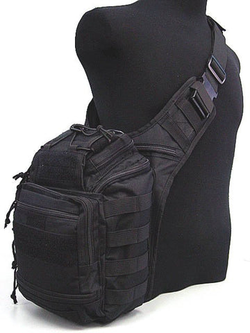Multi Purpose Molle Utility Gear Tool Shoulder Bag BK Digital ACU