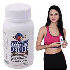 DIET CHIMP Rasberry Ketone Advanced Weight Loss Capsules Supplement Natural Advanced Fat Burner