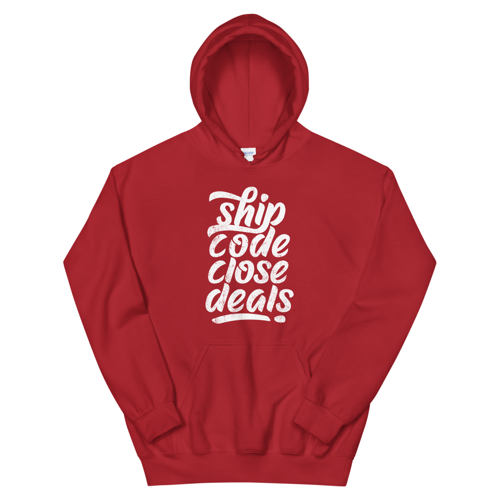 Ship Code Close Deals Hoodie
