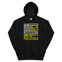 Ship Code Close Deals Be Unstoppable Hoodie