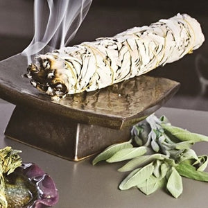 Sabera's California White Sage Pure Leaf Smoky Purification
