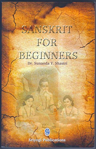 Sanskrit for beginners is good book to learn sanskrit