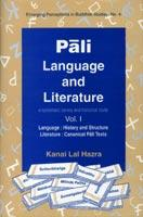 Pali Language and Literature — A Systematic Survey and Historical Study (2 vols. Set)