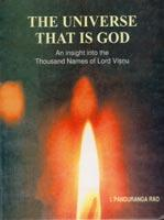 Universe that is God — An Insight into the Thousand Names of Lord Visnu