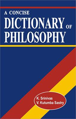 Concise Dictionary of Philosophy