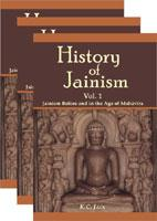 History of Jainism (3 Vols set)