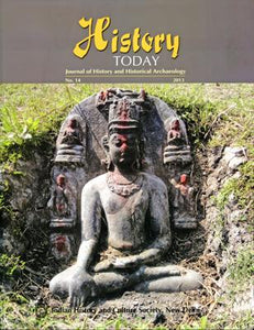 History Today (Vol. 14: 2013) — Journal of the Indian History and Culture Society