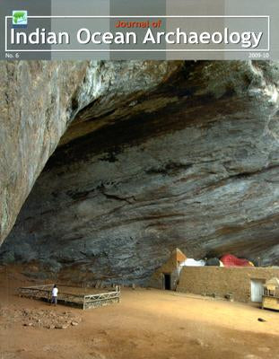 Journal of Indian Ocean Archaeology (Vol.6: 2009-10)