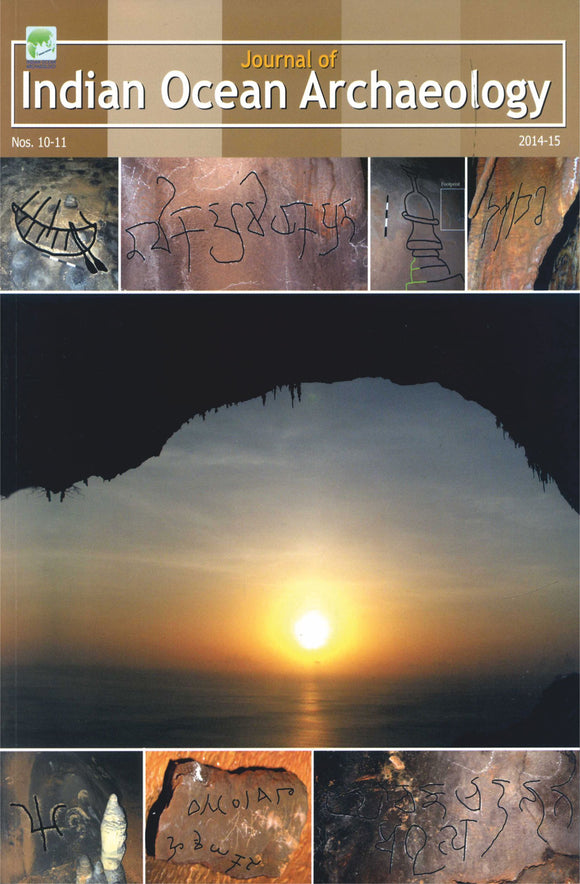 Journal of Indian Ocean Archaeology No. 10-11 (2014-15)