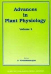 Advances In Plant Physiology (Vol.2)
