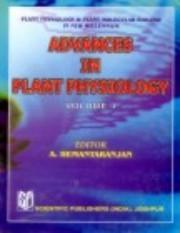 Advances In Plant Physiology (Vol.4)