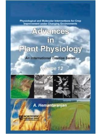 Advances In Plant Physiology (Vol. 12)