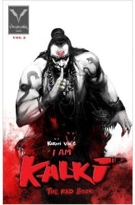 I am Kalki The Red Book volume  2