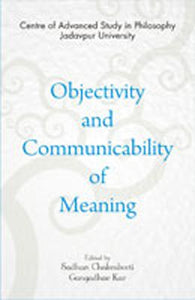 Objectivity & Communicability of Meaning