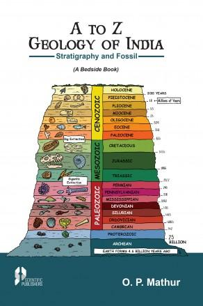 A To Z Geology Of India Stratigraphy An Fossil