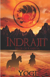 Indrajit Siege of Kamboja thriller adventure novel