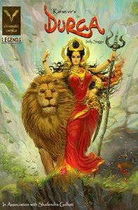 Durga Legends Graphic Novel