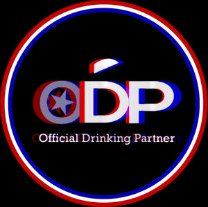 official-drinking-partner-logo-for-beer-die