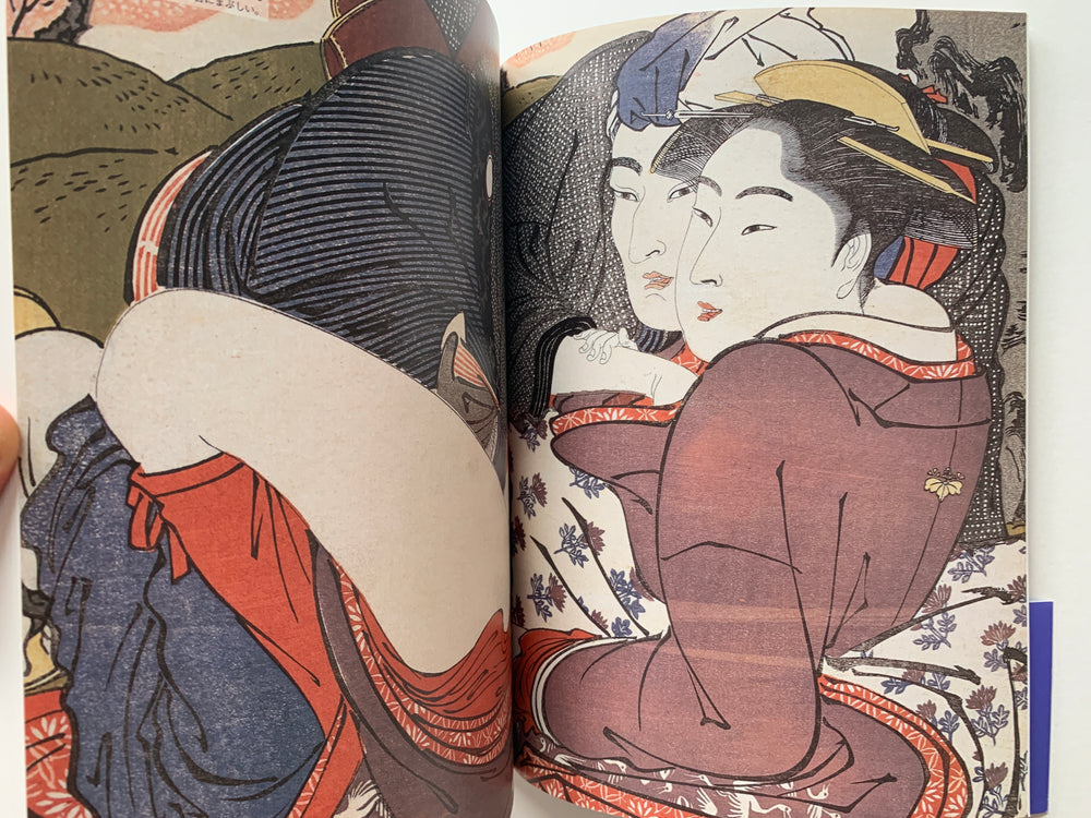 Shunga II - Hundreds of colored patterns