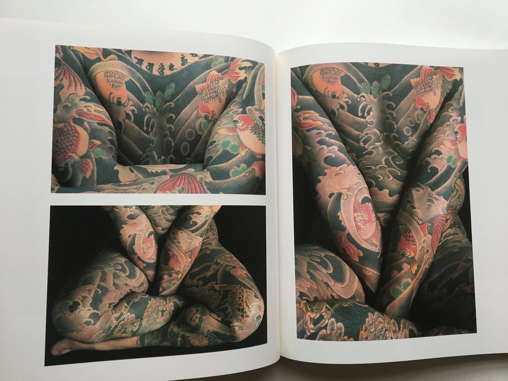 (SIGNED!) Japanese Tattooing RANSHO - The Photos of MASATO SUDO (First Edition)