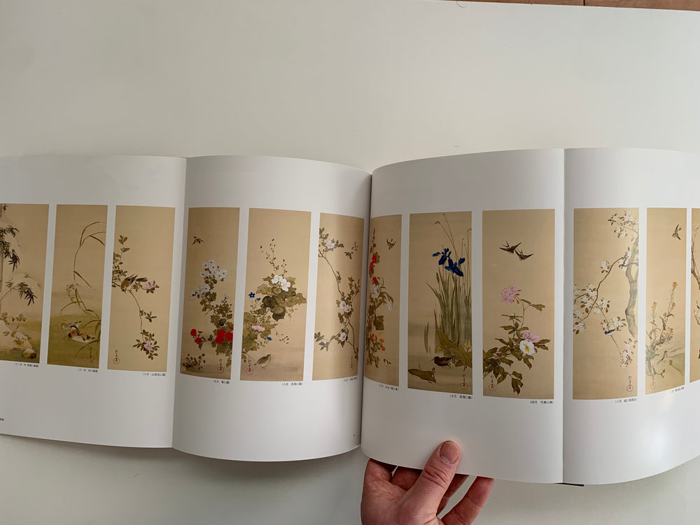 The Art of Rimpa, - Yoshū Aigan -