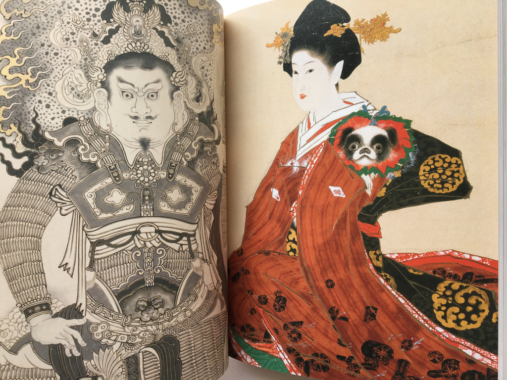 Nineteenth Century Edo Paintings