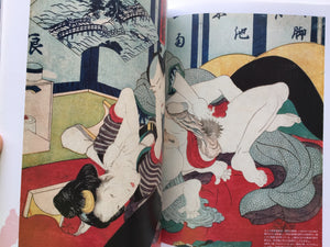 GEI JUTSU SHIN-CHO 4 (April 2016) / Special Edition of Kuniyoshi.